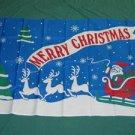 Merry Christmas Flag 3x5 feet Santa Claus Xmas banner