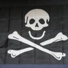 Pirate Flag 3x5 feet Posion Skull Cross Bones banner