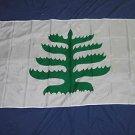 Pine Tree Flag 3x5 Bunker Hill American Revolution war