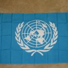 United Nations Flag 3x5 feet UN banner world peace new