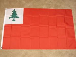 American Revolution Continental Flag 3x5 Bunker Hill