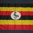 Uganda Flag 3x5 Ugandan banner national Africa African