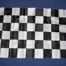 Checkered Flag 3x5 Nylon Checker Racing finish line new