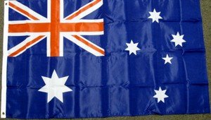 Australia Nylon Flag 3x5 feet Australian national banner