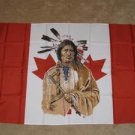 Canada Native American Flag 3x5 feet Indian banner new