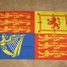 British Royal Standard Flag 3x5 feet Great Britain UK