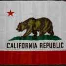 California State Flag NYLON 3x5 feet CA Republic