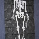 Skeleton Flag 3x5 feet Pirate Banner Halloween Skull Bones scary new