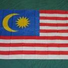 Malaysia Flag 3x5 feet Malaysian banner sign new