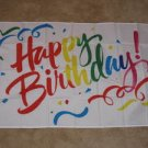 Happy Birthday Flag 3x5 feet Party banner sign new