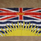 British Columbia Flag 3x5 Canadian province Canada BC