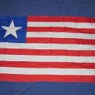 Liberia Flag 3x5 feet Liberian national banner sign new