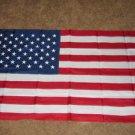 Nylon American Flag 2x3 feet embroidered banner USA new