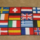 EU Flag 3x5 feet 16 European Union Countries banner nation national new