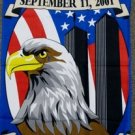 September 11th Memorial Garden Flag 28x40 inches 9/11 2001 Twin Towers American