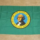 Washington State Flag 3x5 feet seal George banner new