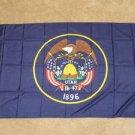 Utah State Flag 3x5 feet UT banner beehive new