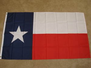 Texas State Flag 3x5 feet Lone Star Texan banner new don't mess with Texas