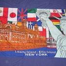 Ellis Island Statue of Liberty Flag 3x5 feet banner new