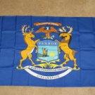 Michigan State Flag 3x5 feet MI banner sign new