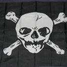 Big Skull Pirate Flag 3x5 feet Jolly Roger banner