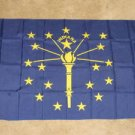 Indiana State Flag 3x5 feet IN banner sign new
