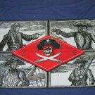 Pirate Captain Flag 3x5 feet Jolly Roger banner new