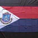 St Martin Flag 3x5 feet Saint Martin's British Islands banner new