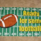 Monday Night Football Flag 3x5 feet ready for some football Sports Bar Banner