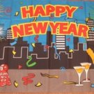 Happy New Year Flag 3x5 feet eve party banner sign new