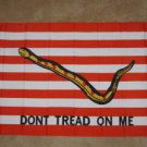 American Naval Jack 3x5 feet Don't Tread on Me Flag new