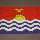 Republic of Kiribati Flag 3x5 feet Gilbert Islands national banner new