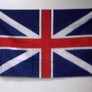 British King's Colors Flag 3x5 feet Royal Crown Britain
