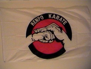 Kenpo Karate Flag 3x5 feet MMA Martial Arts banner sign