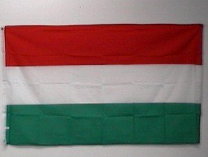 Hungary Flag 3x5 feet Hungarian banner sign new