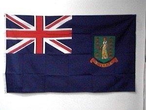 British Virgin Islands Flag 3x5 feet Great Britain sign