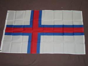 Faroe Islands Flag 3x5 feet Danish Denmark banner new