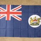 Colonial Hong Kong Flag 3x5 feet British historical old