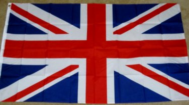 British Flag 3x5 United Kingdom Union Jack Britain UK