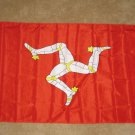 Isle of Man Flag 3x5 feet Great Britain British UK new