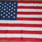 American Flag 3x5 feet embroidered Nylon Sewn Stars F720
