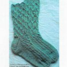 **HeartStrings Pattern - Lacy Country Girl Sock Pattern