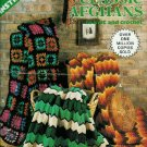 **Crochet/Knit Afghan Patterns - 2 Classic Crochet/1 Knit Pattern