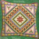 **Christmas Noel Patchwork Needlepoint KIT JANLYNN 2001