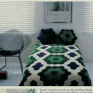 **GRANNY SQUARES Magazine - *15* Afghan/Bedspread Patterns PLUS *