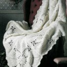 **Annie&#39;s Attic * 24 * PINEAPPLE Crochet Afghan TREESKIRT Stocking +*