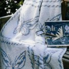 **Crochet *40* Contest Winning Afghan Patterns - Noah's Ark - Butterfly