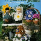 "**Crochet * 11 * Orchard Urchins DOLL Patterns for 6 3/4"" Doll *"
