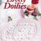 **Crochet * 6 * Lovely Doilies Patterns Round and Oval