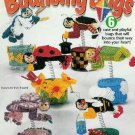 ** 6 * Cute BOUNCING BUGS Plastic Canvas Pattern LADYBUG +